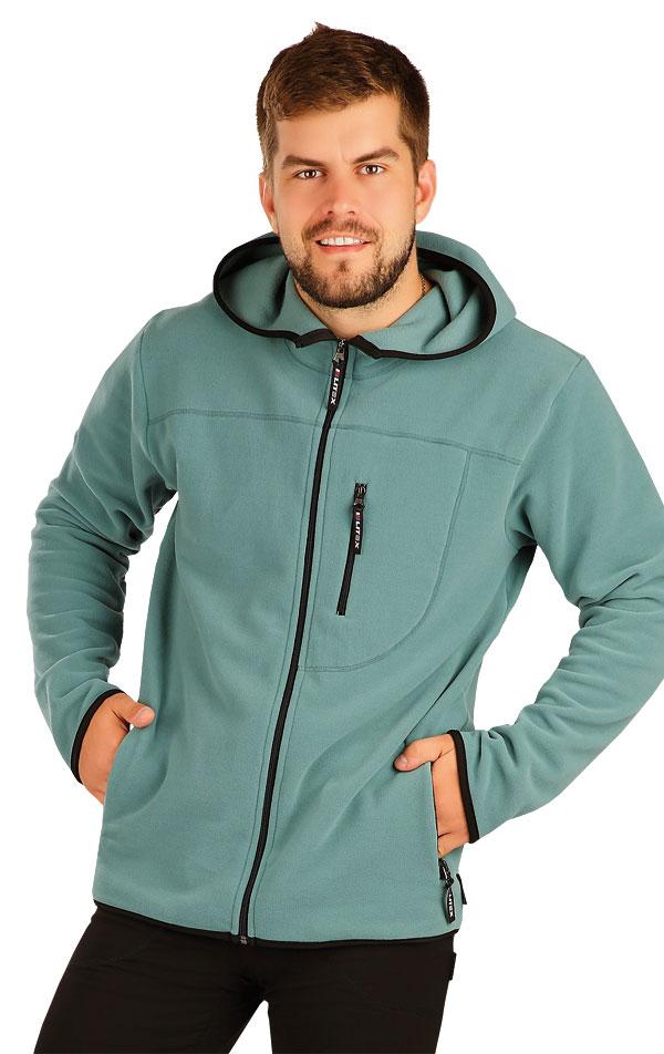 Bunda pánská s kapucí. 51330 | Pánské oblečení LITEX