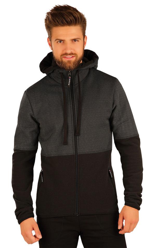 Bunda pánská s kapucí. 51334 | Pánské oblečení LITEX