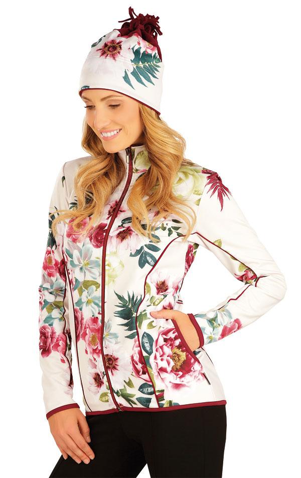 Bunda dámská se stojákem. 51356 | Sportovní oblečení LITEX