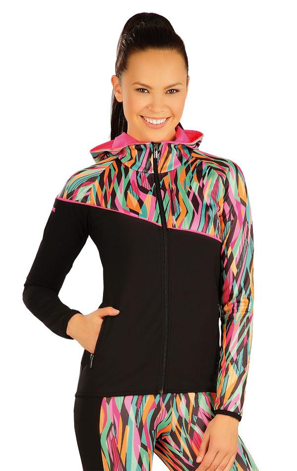 Bunda dámská s kapucí. 51365 | Sportovní oblečení LITEX