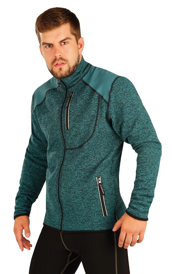Bunda pánská se stojákem. 51377 | Sportovní oblečení LITEX