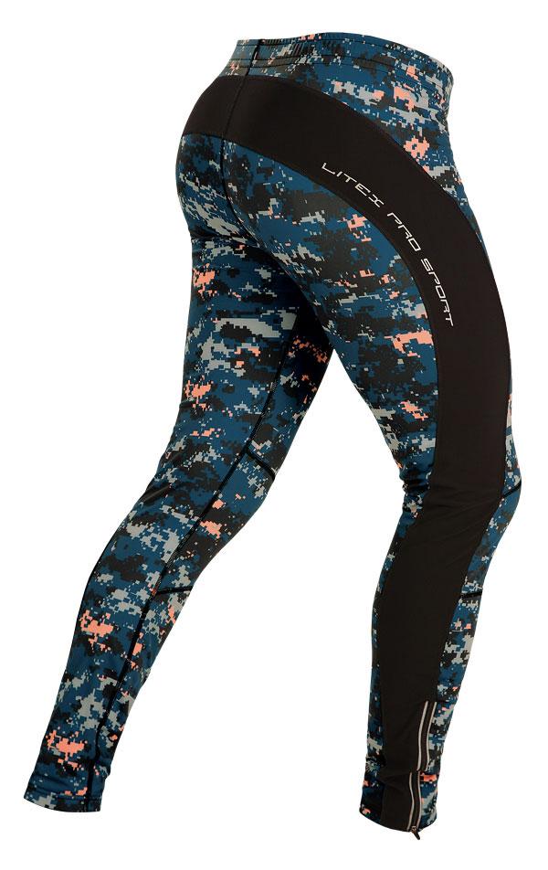 Kalhoty sportovní pánské. 51380 | CYKLO, BĚŽKY, BĚH LITEX