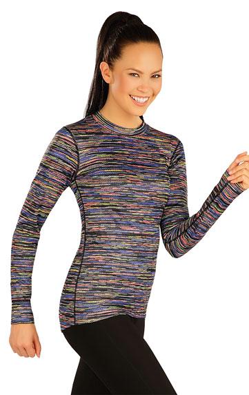 Termo triko dámské s dlouhým rukávem.