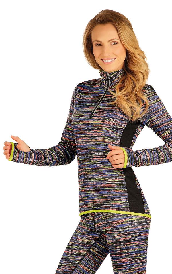 Termo triko dámské s dlouhým rukávem. 51389 | TERMOPRÁDLO LITEX