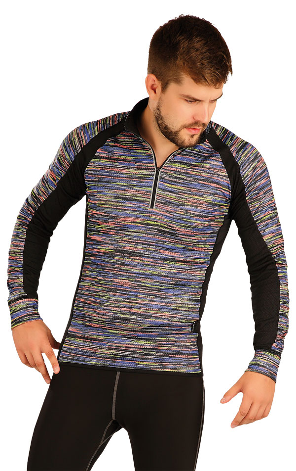 Termo triko pánské s dlouhým rukávem. 51392 | Sportovní oblečení LITEX