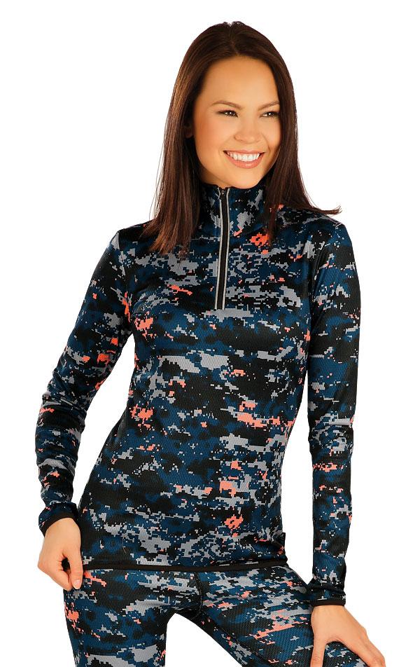 Termo triko dámské s dlouhým rukávem. 51397 | Sportovní oblečení LITEX
