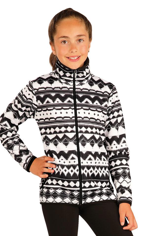 Bunda dětská se stojákem. 51455 | Dětské oblečení LITEX