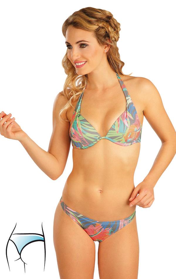 Plavky kalhotky string bokové. 52007 | Dvoudílné plavky LITEX