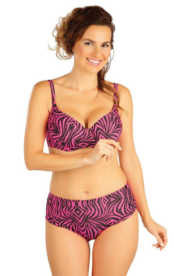 Plavky kalhotky extra vysoké. 52056 | Dvoudílné plavky LITEX