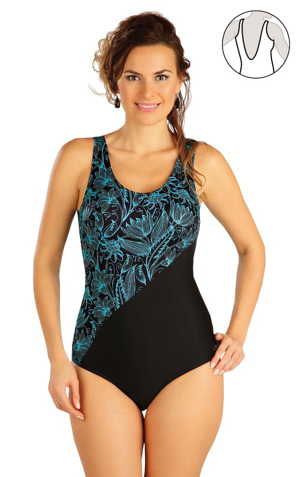 Jednodílné plavky s košíčky. 52077 | Jednodílné plavky LITEX