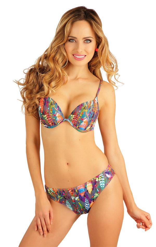 Plavky kalhotky středně vysoké. 52102 | Dvoudílné plavky LITEX