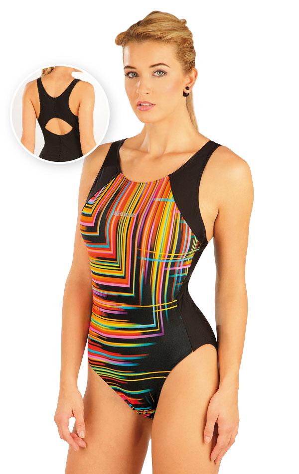 Jednodílné sportovní plavky. 52491  c5464a3423