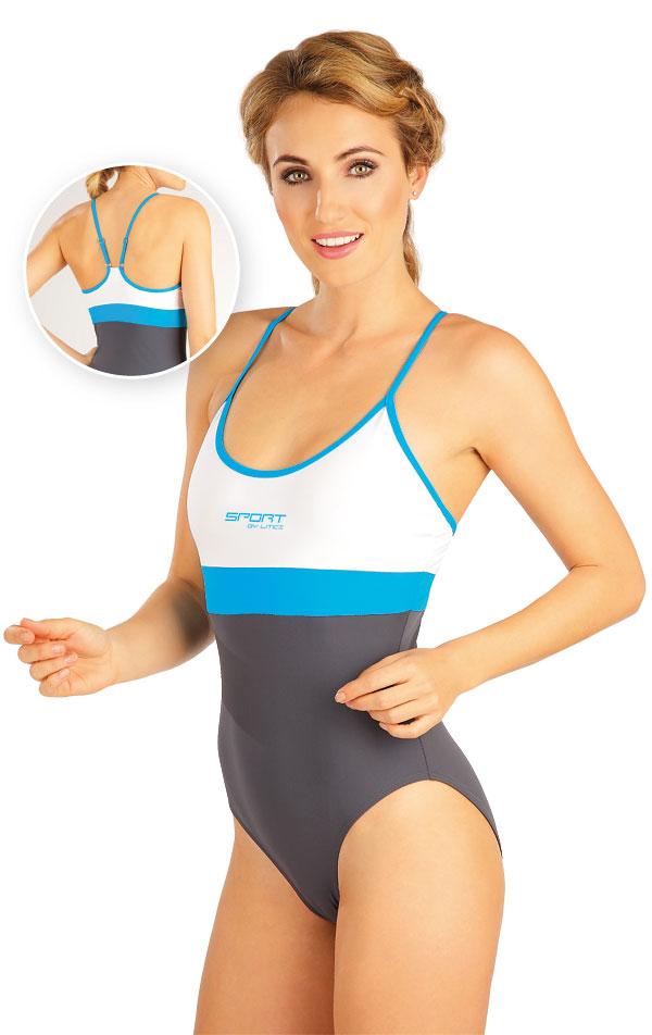 Jednodílné sportovní plavky. 52511 | Sportovní plavky LITEX