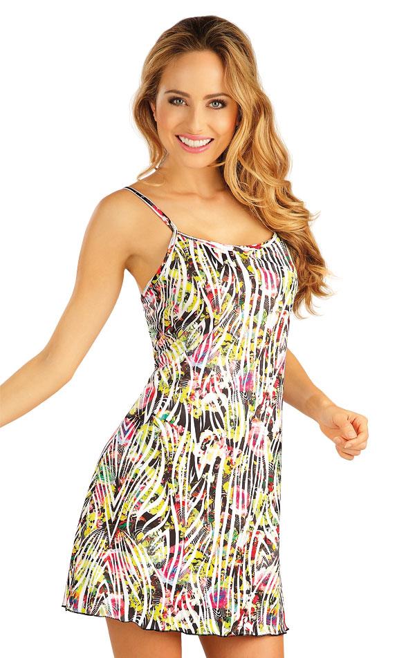 Šaty dámské na ramínka. 52535 | Šaty a sukně LITEX