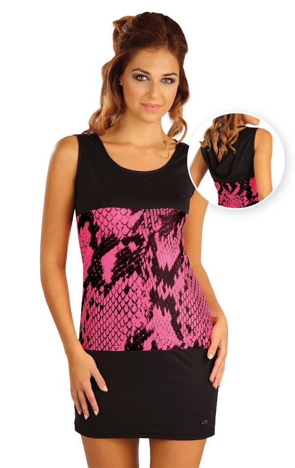 Šaty dámské bez rukávu. 52540 | Šaty a sukně LITEX