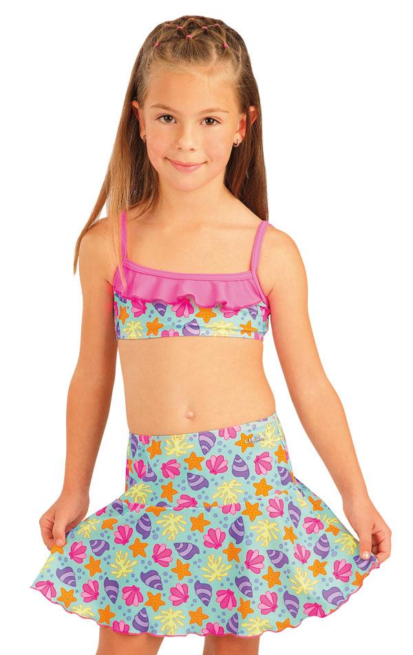 Dívčí sukně. 52569 | Dívčí a dětské plavky LITEX