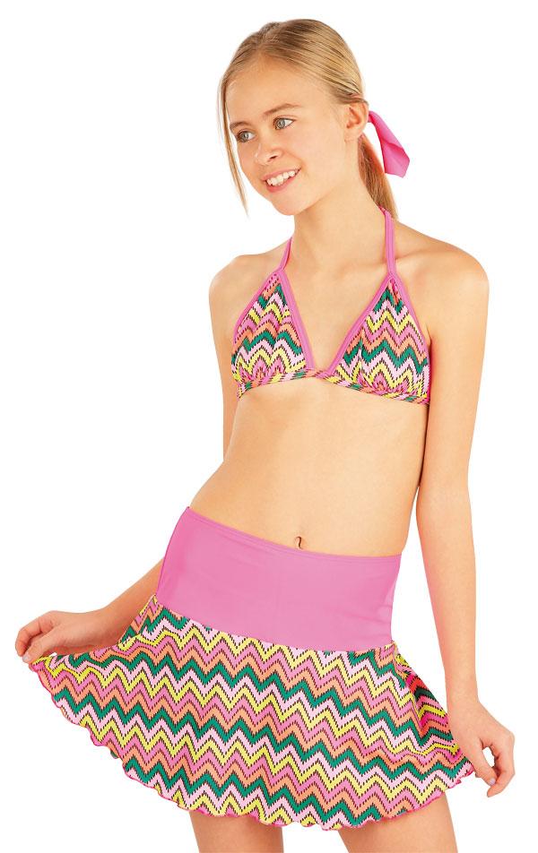 Dívčí sukně. 52577 | Dívčí plavky LITEX