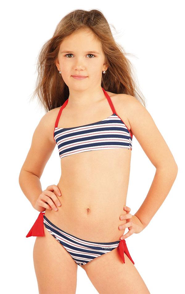 Dívčí plavky kalhotky bokové. 52582 | Dívčí plavky LITEX