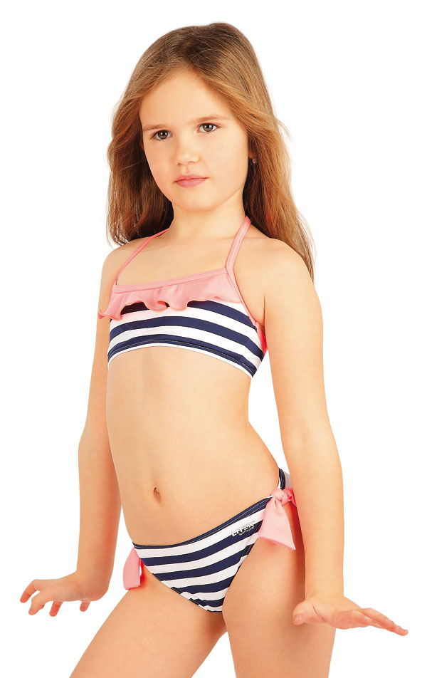 Dívčí plavky top. 52589 | Dívčí plavky LITEX