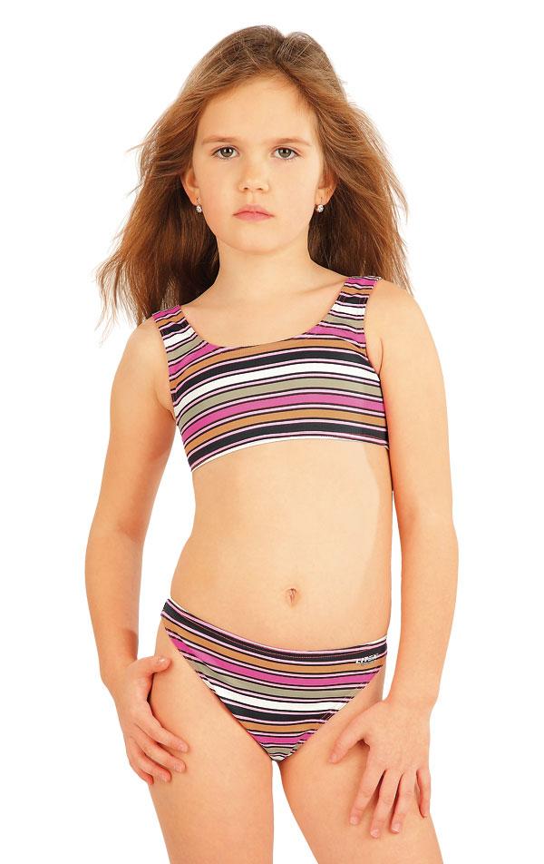 Dívčí plavky top. 52605 | Dívčí a dětské plavky LITEX