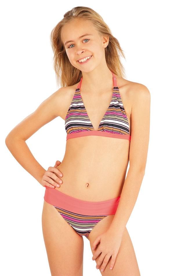 Dívčí plavky kalhotky bokové. 52608 | Dívčí a dětské plavky LITEX