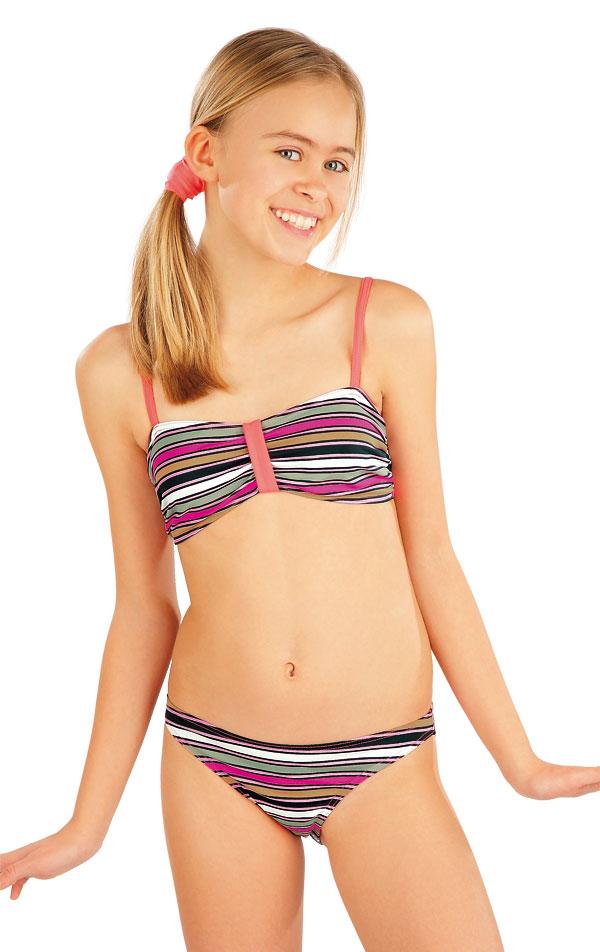 Dívčí plavky top. 52609 | Dívčí plavky LITEX