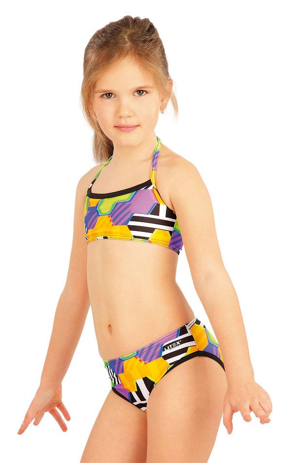 Dívčí plavky kalhotky bokové. 52614 | Dívčí a dětské plavky LITEX