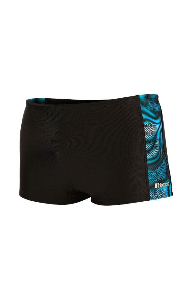 Pánské plavky boxerky. 52648   Pánské plavky LITEX
