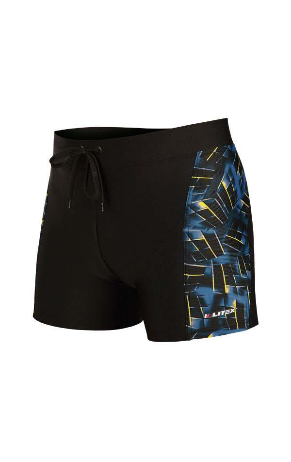 Pánské plavky boxerky. 52659 | Pánské plavky LITEX