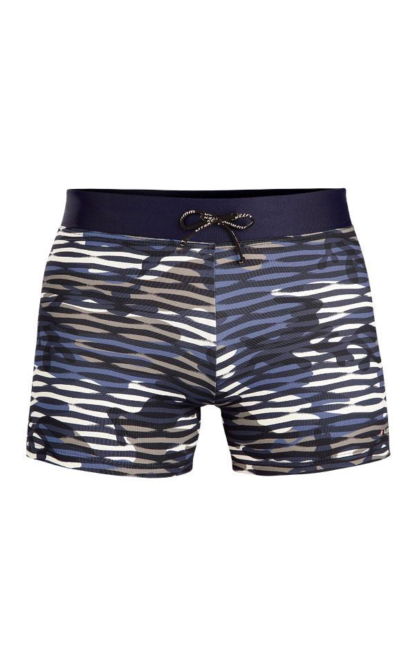 Pánské plavky boxerky. 52674   Pánské plavky LITEX