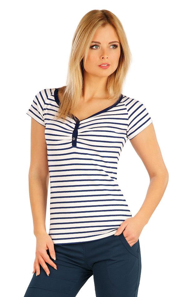 Triko dámské s krátkým rukávem. 54003 | Sportovní oblečení LITEX
