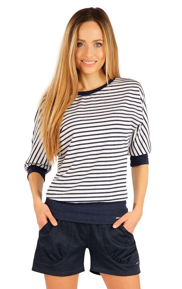 Triko dámské s 3/4 rukávem. 54010 | Sportovní oblečení LITEX