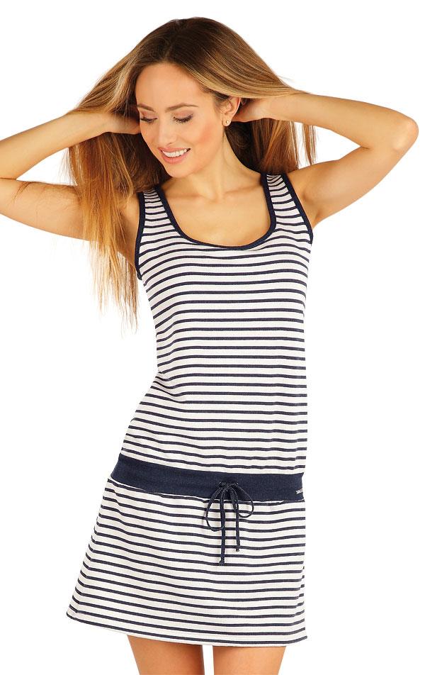 Šaty dámské bez rukávu. 54013 | Šaty a sukně LITEX