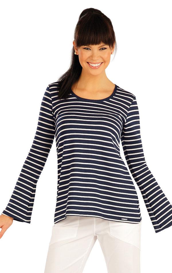 Triko dámské s dlouhým rukávem. 54015 | Sportovní oblečení LITEX