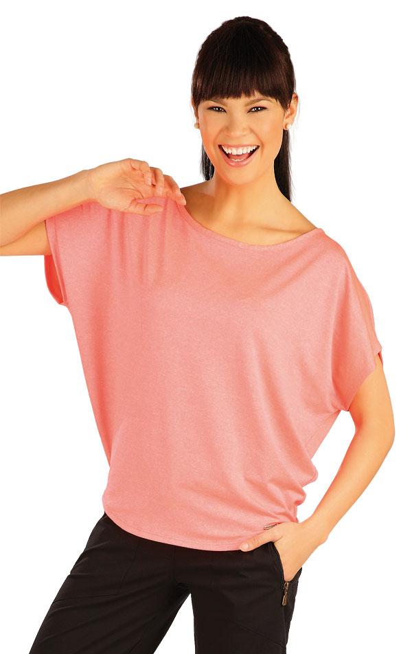 Triko dámské s krátkým rukávem. 54023 | Trika, topy, tílka LITEX