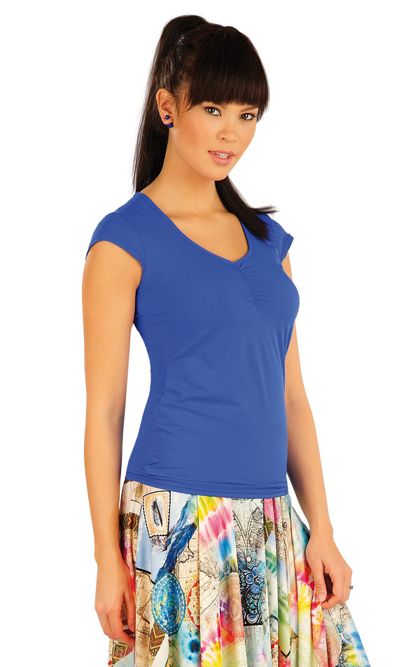 Triko dámské s krátkým rukávem. 54034 | Sportovní oblečení LITEX