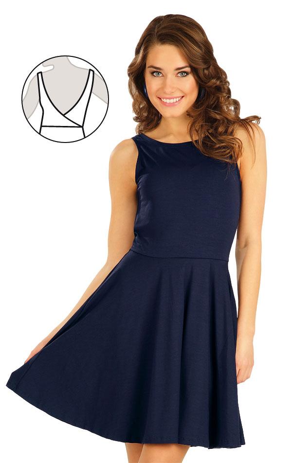 Šaty dámské bez rukávu. 54050 | Šaty a sukně LITEX
