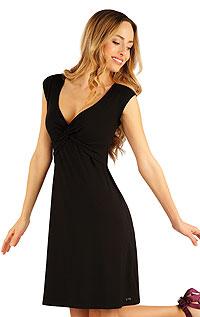 Šaty dámské bez rukávu.