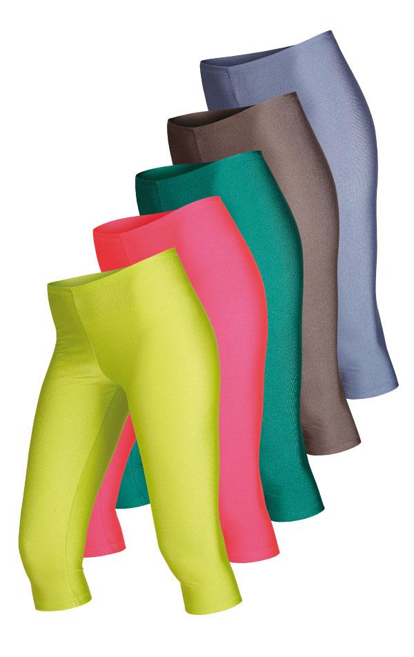Legíny dámské v 3/4 délce. 54061 | Sportovní oblečení LITEX