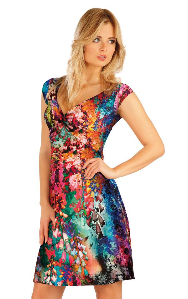 Šaty dámské bez rukávu. 54067 | Sportovní oblečení LITEX