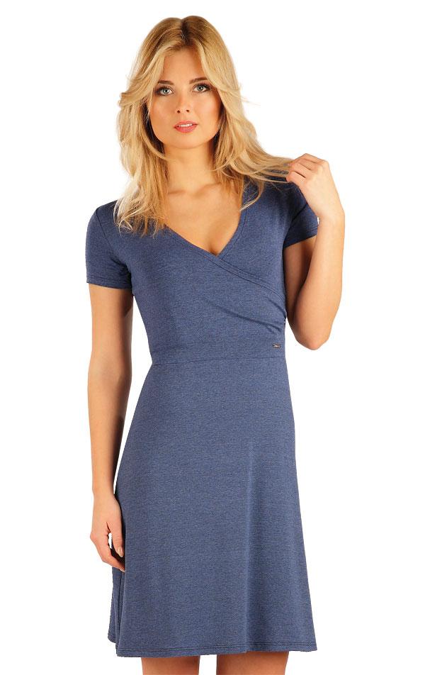 Šaty dámské s krátkým rukávem. 54072 | Šaty a sukně LITEX
