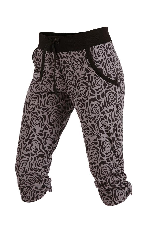 Kalhoty dámské bokové v 3/4 délce. 54096 | Kalhoty LITEX LITEX