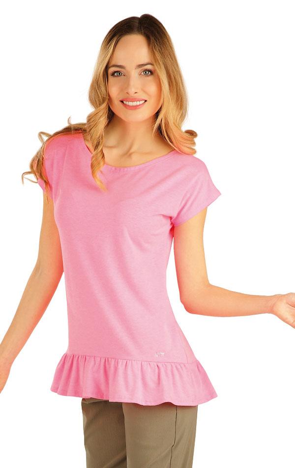 Triko dámské s krátkým rukávem. 54100 | Sportovní oblečení LITEX