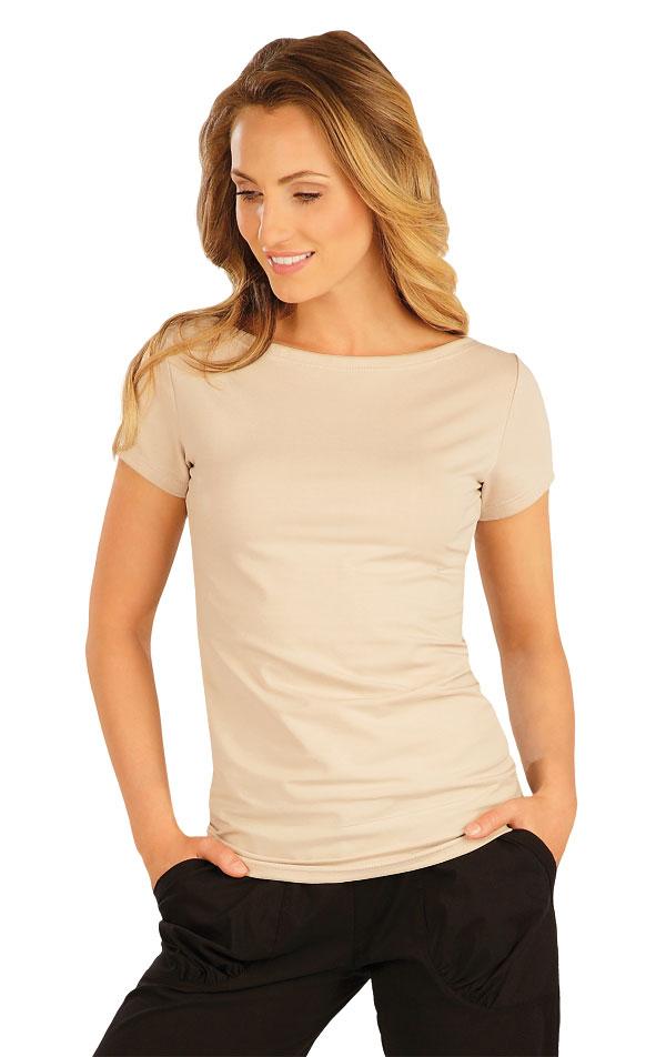 Triko dámské s krátkým rukávem. 54126 | Sportovní oblečení LITEX