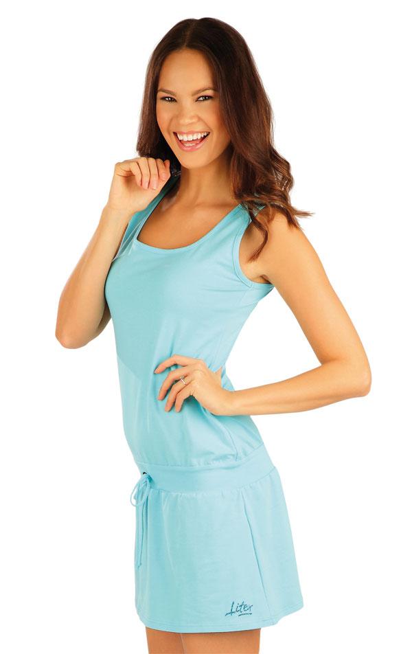Šaty dámské bez rukávu. 54140 | Šaty a sukně LITEX