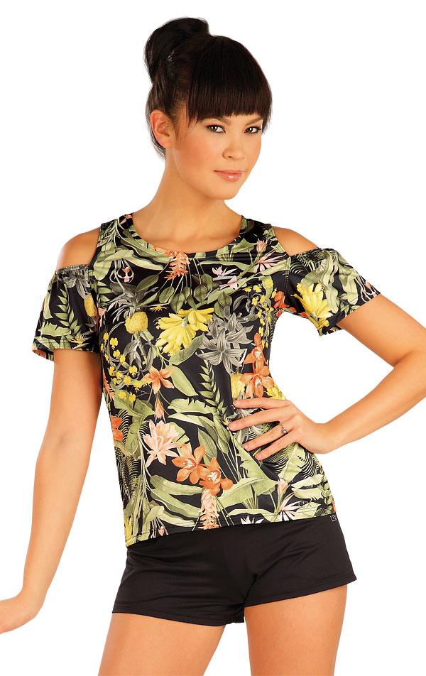 Triko dámské s krátkým rukávem. 54183 | Sportovní oblečení LITEX