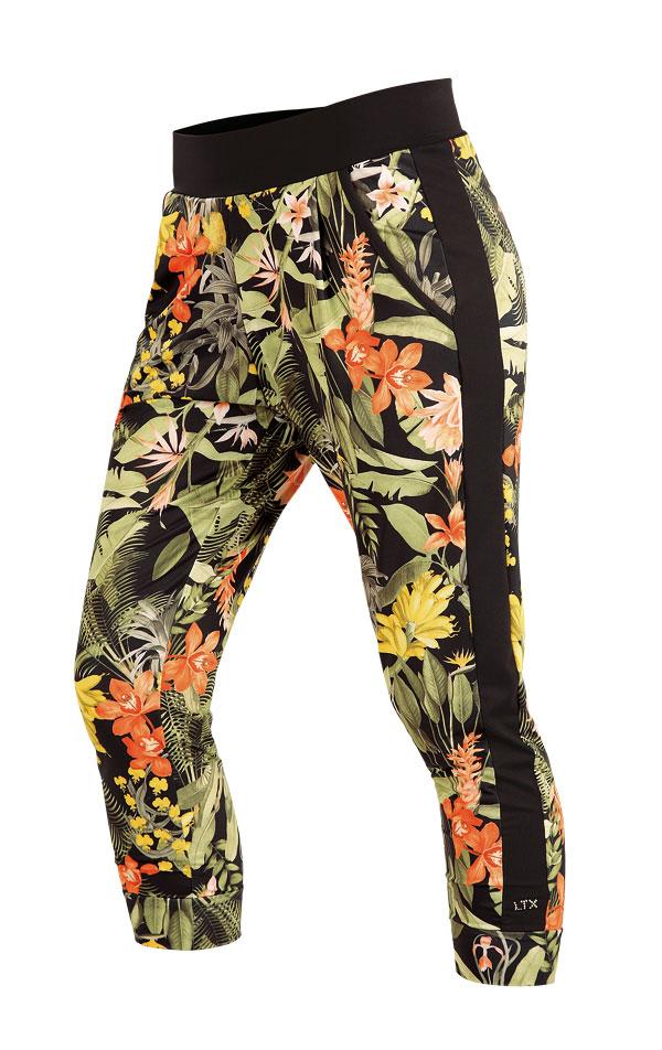 Kalhoty dámské 7/8 s nízkým sedem. 54184 | Sportovní oblečení LITEX