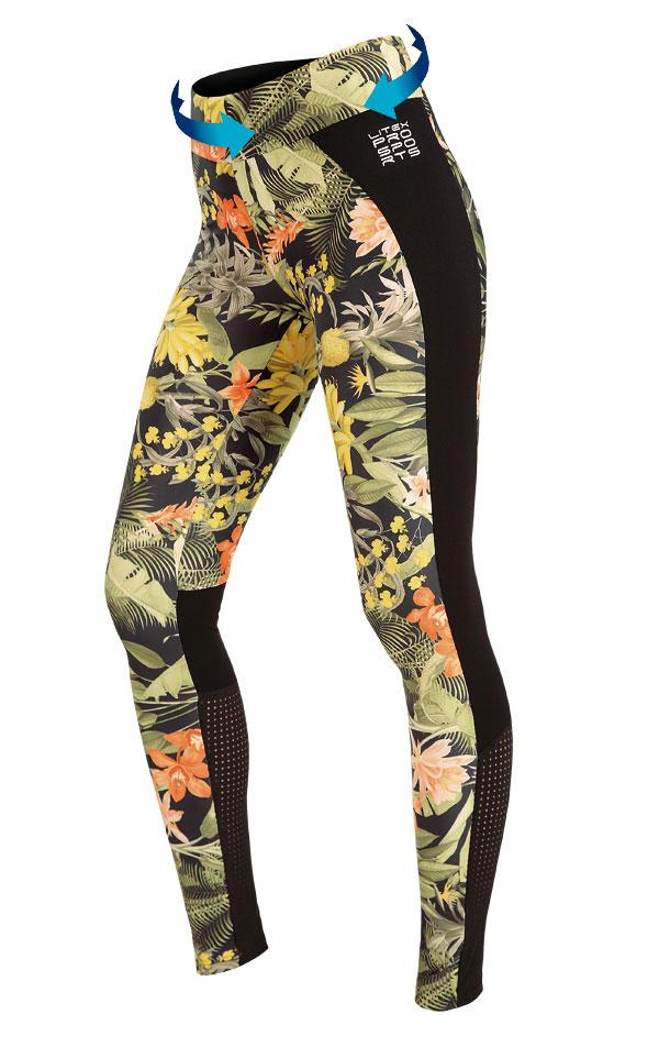Legíny dámské dlouhé sportovní. 54194 | Sportovní oblečení LITEX