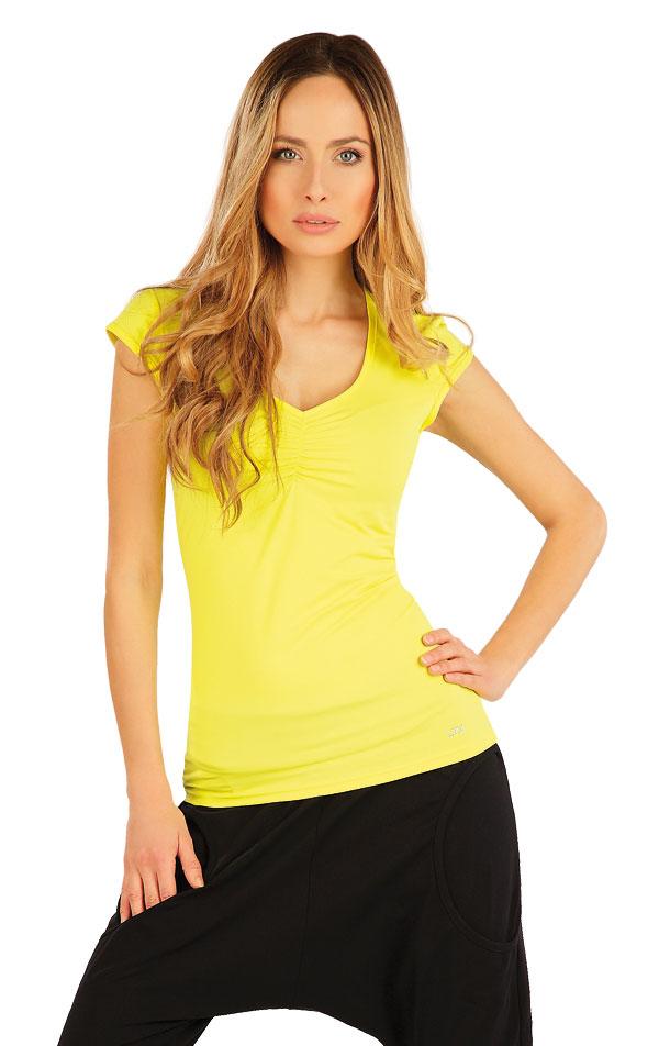 Triko dámské s krátkým rukávem. 54241 | Sportovní oblečení LITEX