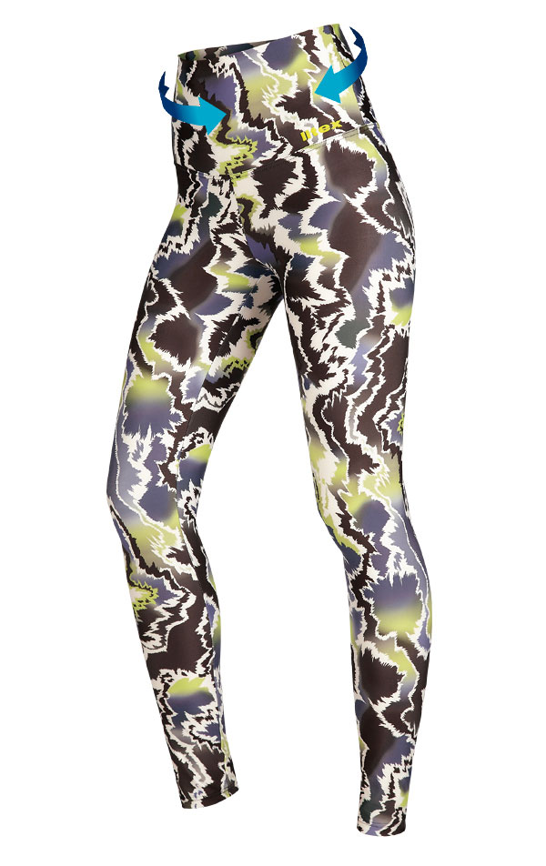 Legíny dámské dlouhé. 54248 | Sportovní oblečení LITEX